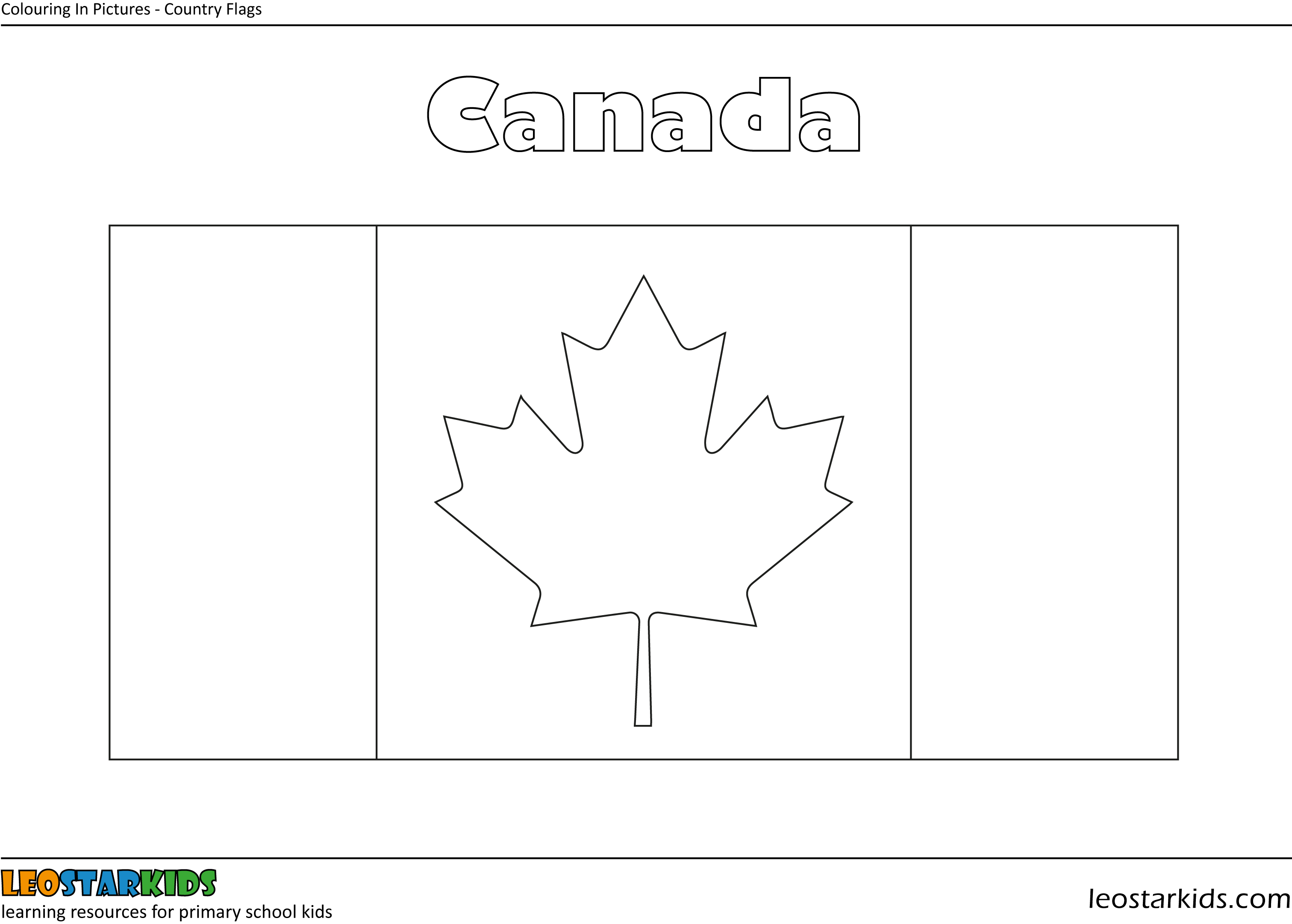 colouring in pictures national flags leostarkids